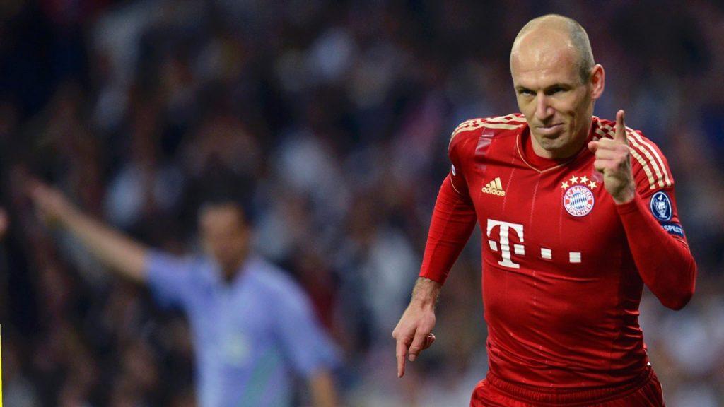 De Revanche van Robben…