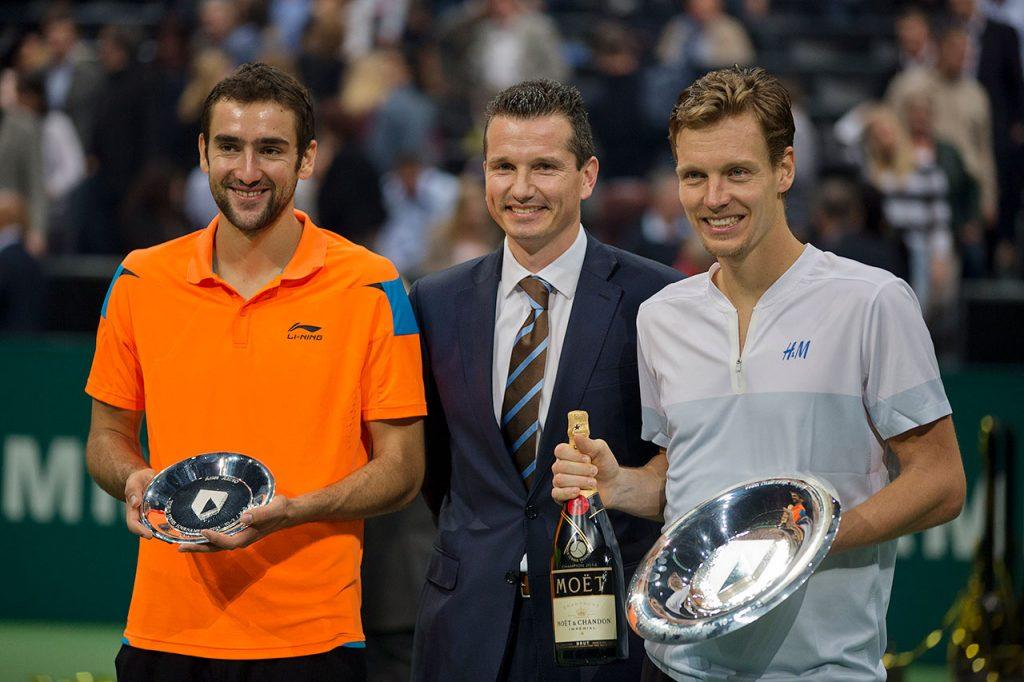 Richard Krajicek ontpopt zich tot veelzijdig ambassadeur voor de tennissport